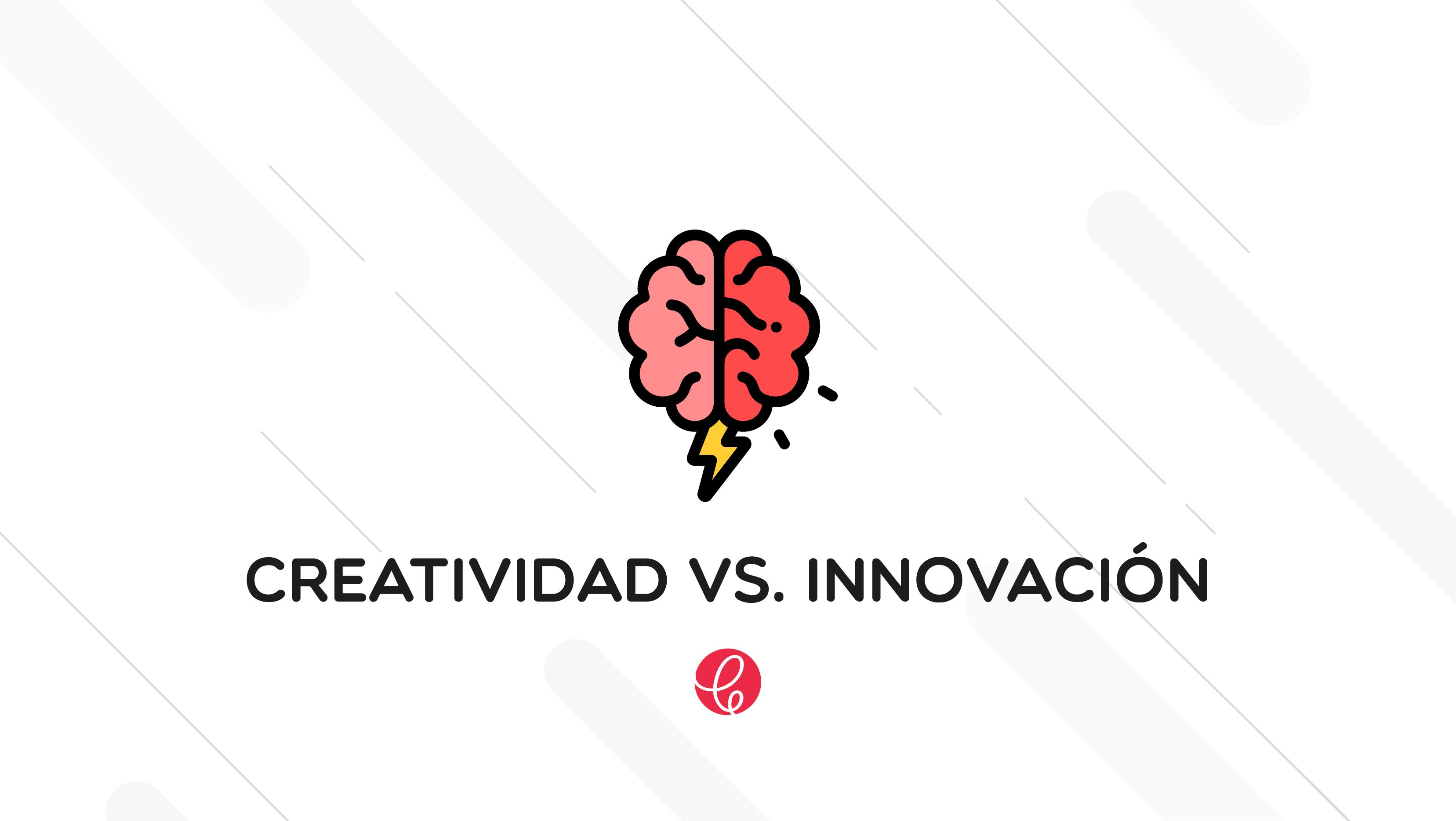creatividad vs innovacion